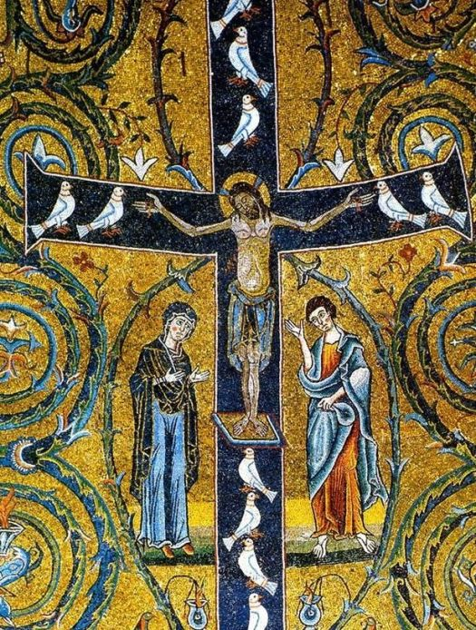 tapestry of the cross