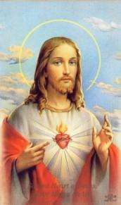 Holy card 4